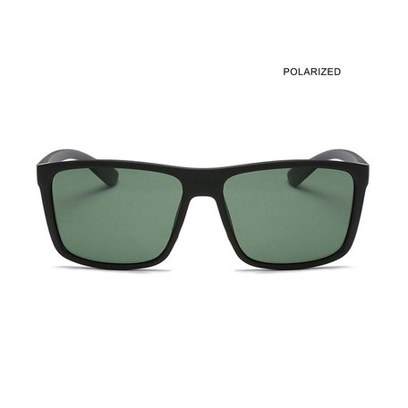RADICAL RONALD Black/Green Polarized