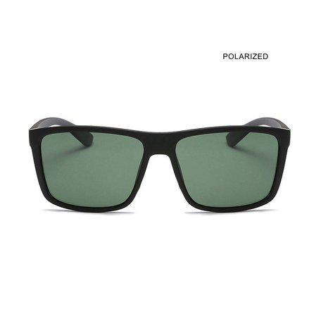 RADICAL RONALD Black/Green Polarized