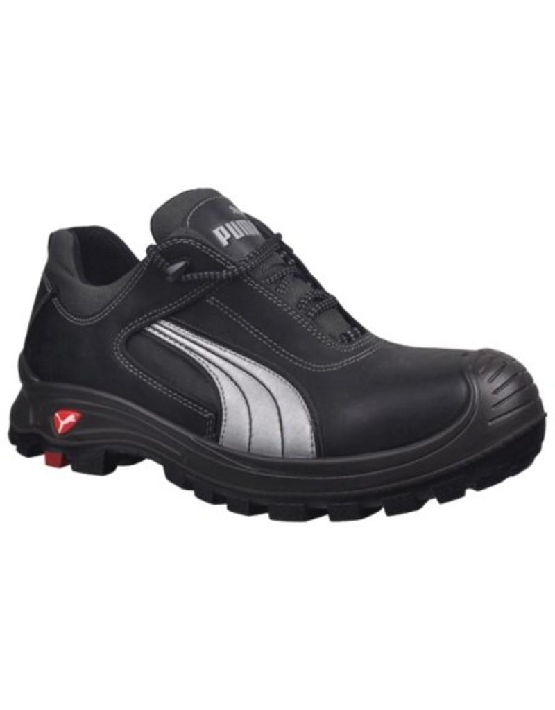 Puma Werkschoenen.Puma 64072 Hps Werkschoenen