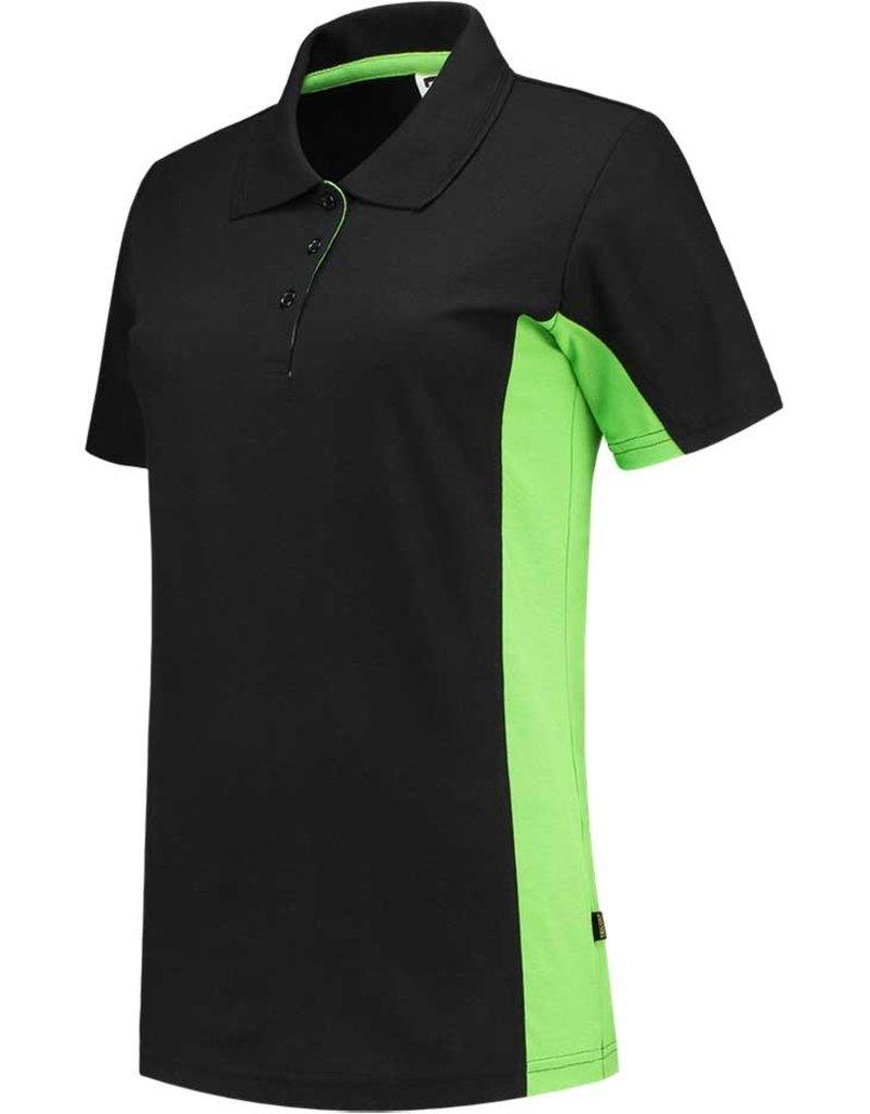 Tricorp Poloshirt bicolor dames 202003
