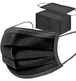 Bama Mondmaskers set - zwart