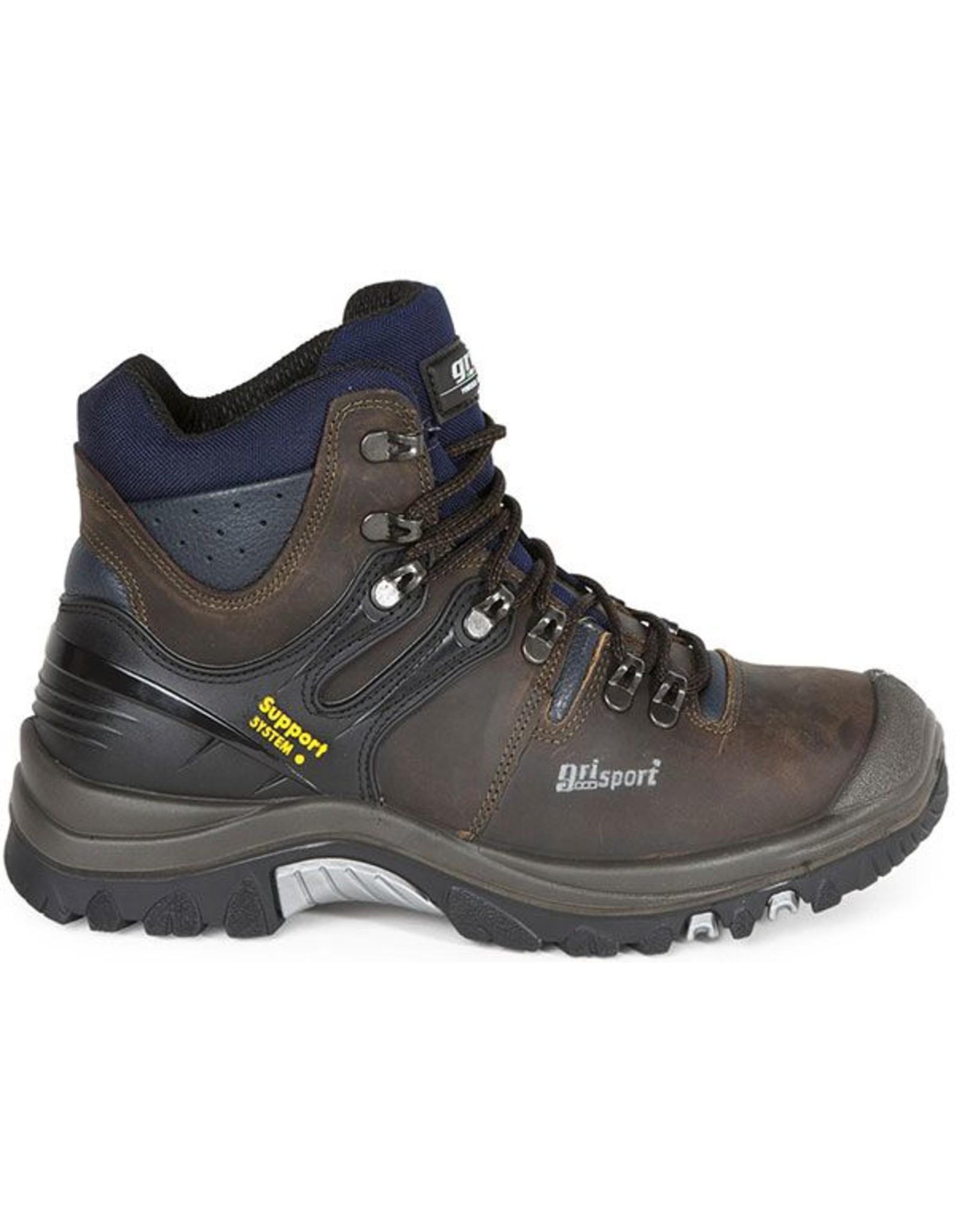 Grisport werkschoenen Grisport 71001 zwart en bruin