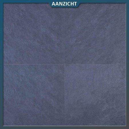 MBI Geoceramica Lava Slate 60x60x4 cm Tuintegel