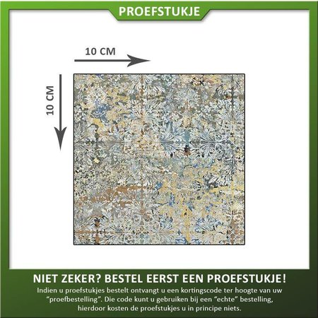 Natuursteenvoordelig Proefstukje keramische tegel Vestige Natural Carpet