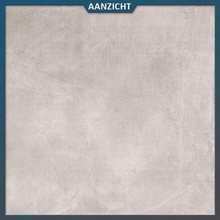 Natuursteenvoordelig Keramische tegel Betonlook Pearl 60x90x2 cm