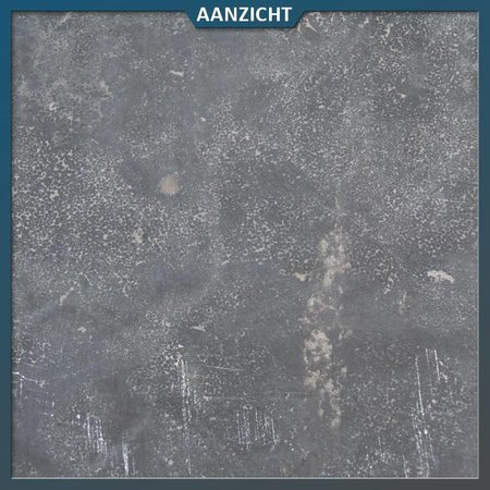 Natuursteenvoordelig Chinees hardsteen gezoet + getrommelde tuintegel