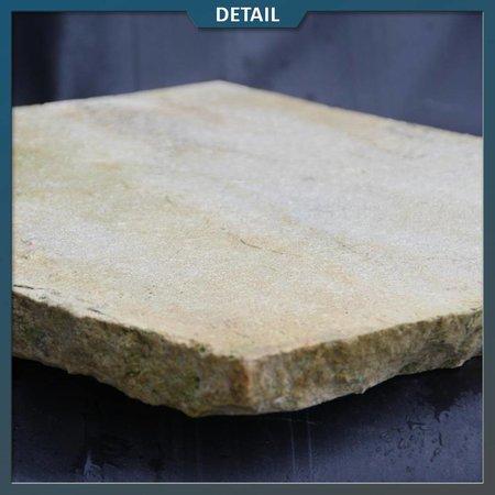 Natuursteenvoordelig Mint Zandsteen terrastegel