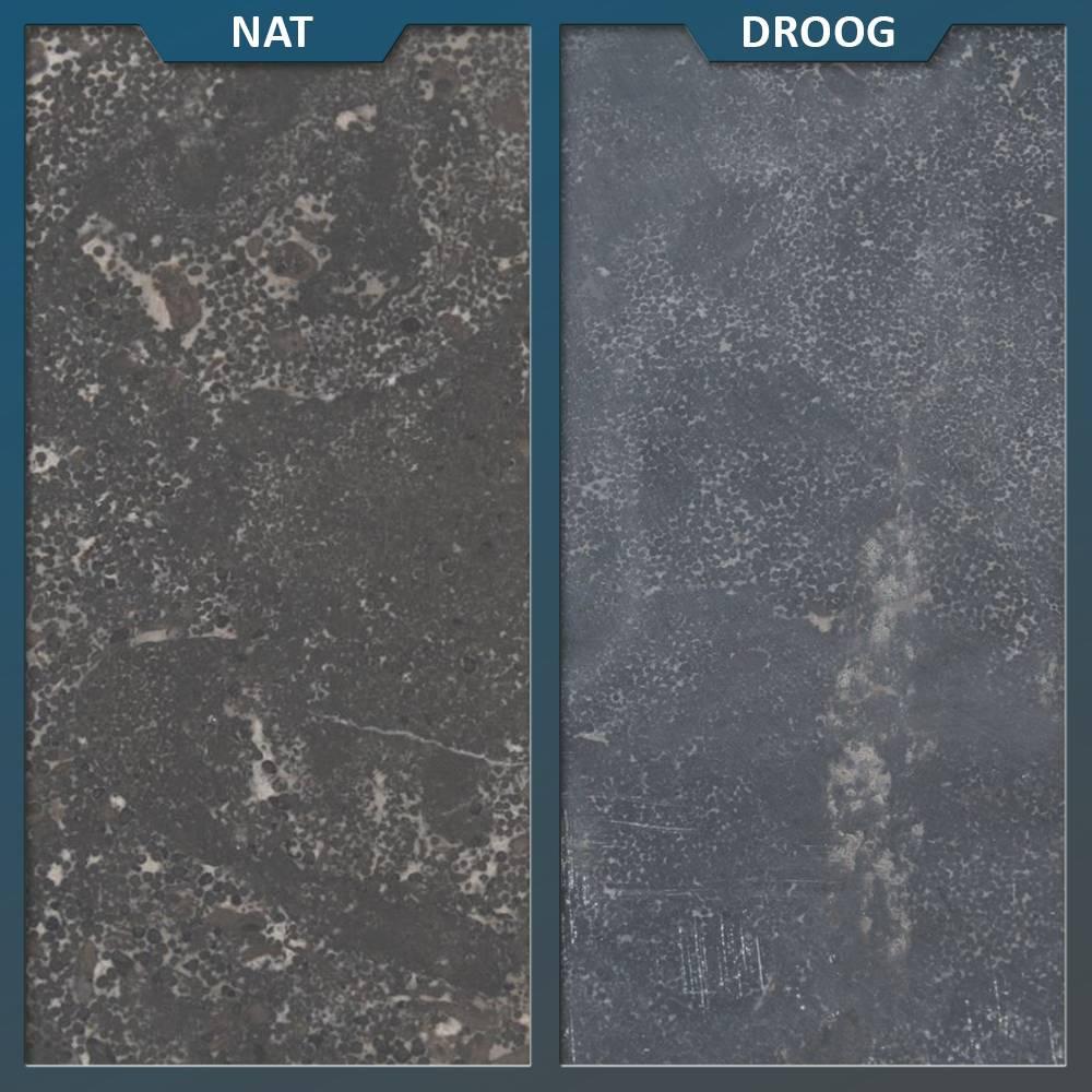 Goede Chinees hardsteen getrommeld tuintegel | v.a. € 42 per meter HD-65