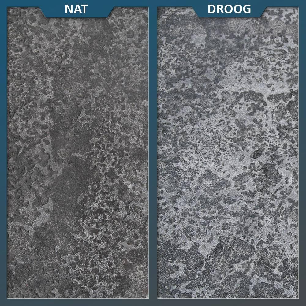 Chinese Natuursteen Tegels.Chinees Hardsteen Gevlamd Geborstelde Tuintegel V A 44 50 P M