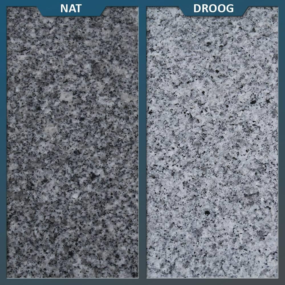 Graniet Tegels Buiten.Graniet Tuintegel G603 Gevlamd Geborsteld