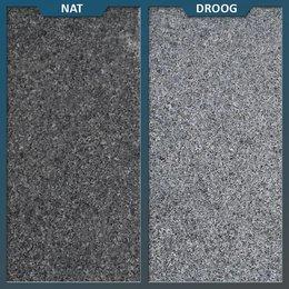 Natuursteenvoordelig Graniet Tegel Antra Gevlamd/geborsteld