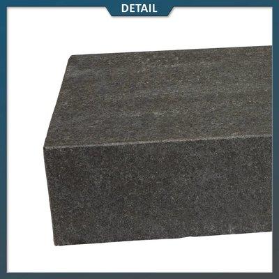 Natuursteenvoordelig Traptrede Basalt Gebrand/geborsteld