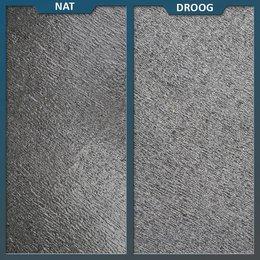 Natuursteenvoordelig Basalt Tegel Zwart Gefrijnd 60 x 60 x 3 cm