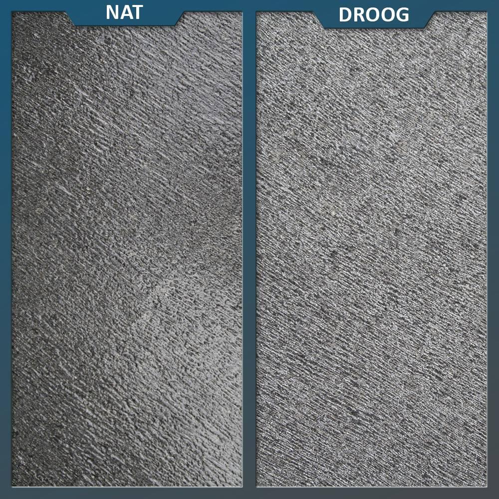 Natuursteen Tuintegels 60x60.Basalt Tegel G684 60x60x3 Gefrijnd
