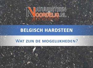 Welke maten tegels en afwerkingen zijn er van Belgisch hardsteen?