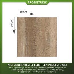 Castelvetro Proefstukje keramische tegel houtlook Aequa Tur