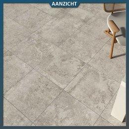 Castelvetro Keramische tegel Always Grigio 80x80x2 cm