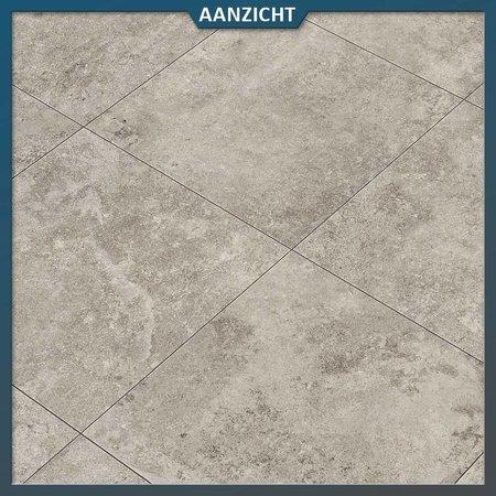 Castelvetro Keramische tegel Always Grigio 60x60x2 cm (Castelvetro)
