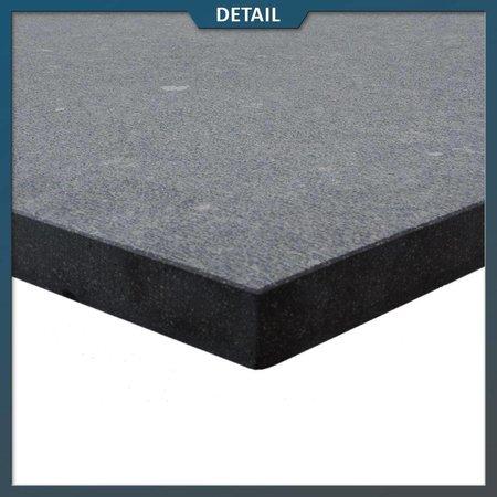 Natuursteenvoordelig Keramische tegel Ardenne 75x75x2 cm