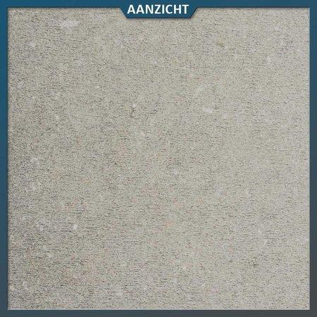 Natuursteenvoordelig Keramische tegel Creme 75x75x2 cm