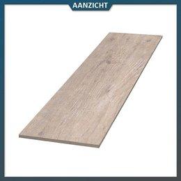 COTTO D'ESTE Keramische tegel houtlook Beige 120x30x2 cm