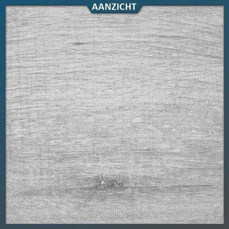 COTTO D'ESTE Keramische tegel houtlook Greywash 120x30x2 cm (Cotto d'Este)