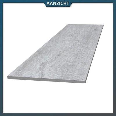 COTTO D'ESTE Keramische tegel houtlook Greywash 120x30x2 cm
