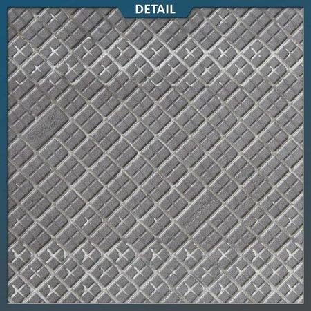 Natuursteenvoordelig Keramische tegel Roermond 45x90x2 centimeter