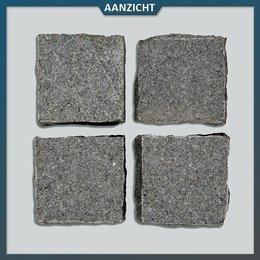 Natuursteenvoordelig Graniet Antra Kinderkoppen Gevlamd/gebroken