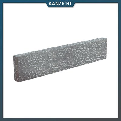 Natuursteenvoordelig Opsluitband Graniet Antra nageslagen