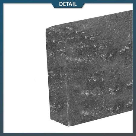Natuursteenvoordelig Opsluitband Vietnamees Basalt