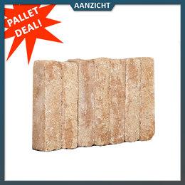 Redsun Stapelblok Splitton Mont Blanc 12x12x50 cm