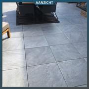 Castelvetro Castelvetro Slate Antracite 100x100x2 cm