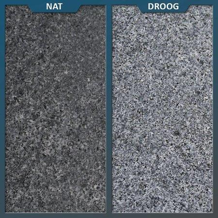 Natuursteenvoordelig Graniet tuintegel G654 Antra Gevlamd