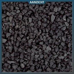 Natuursteenvoordelig Basalt brokken 56-75 mm 1400 kg