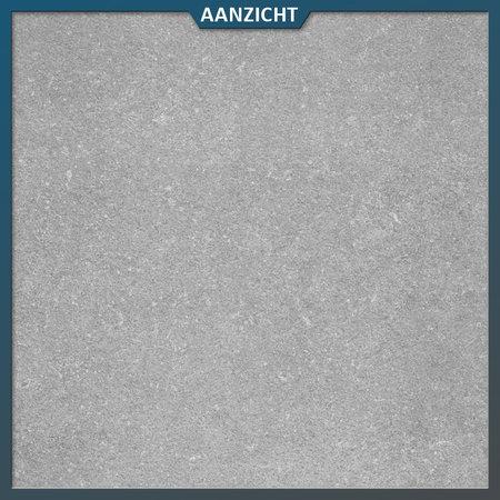 MBI Geoceramica Entree BB Stone Light Grey 60x60x4 cm