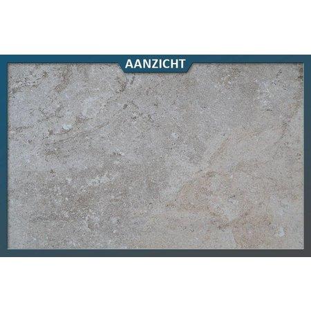 Natuursteenvoordelig Keramische tegel Amersfoort 45x90x2 centimeter