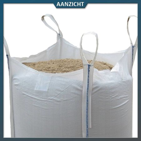 Natuursteenvoordelig Gewassen straatzand 0-2 mm 1400 kg