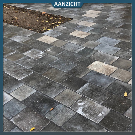 Kronos Keramische terrastegels Keramische tuintegel Kronos Block Namur 2.0