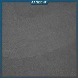 Keramische tegel mustang slate black 45x90x2 cm