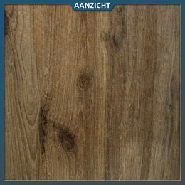 Castelvetro Keramische tegel houtlook Aequa Castor