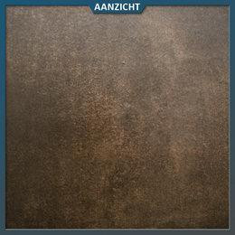 Castelvetro Keramische tegel Land Brown 80x80x2 cm