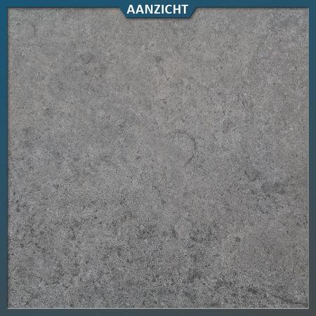 Castelvetro Keramische tegel Always Antracite 60x60x2 cm (Castelvetro)