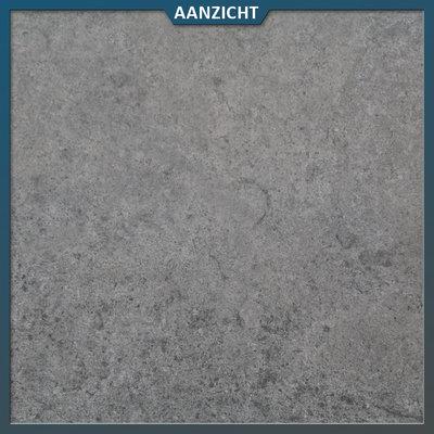 Castelvetro Keramische tegel Always Antracite 80x80x2 cm