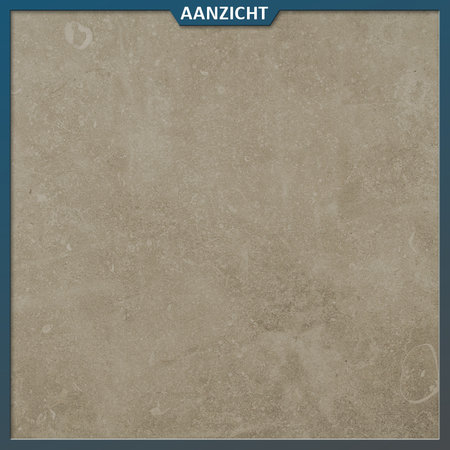 Castelvetro Keramische tegel Absolute Beige 60x60x2 cm (Castelvetro)