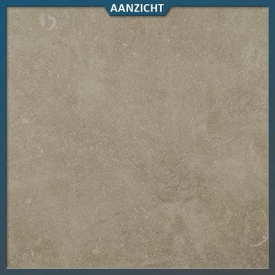Castelvetro Keramische tegel Absolute Beige 40x80x2 cm