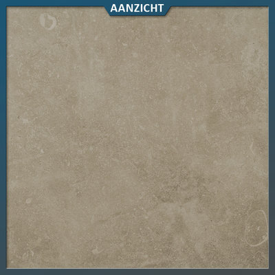 Castelvetro Keramische tegel Absolute Beige 80x80x2 cm