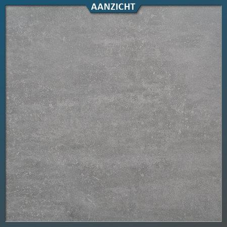 Castelvetro Keramische tegel Absolute Titanio 60x60x2 cm (Castelvetro)