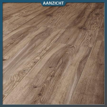 Castelvetro Keramische tuintegel houtlook Rustic Beige 30x160x2 cm