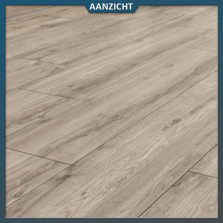 Castelvetro Keramische tuintegel houtlook Rustic Grey 30x160x2 cm